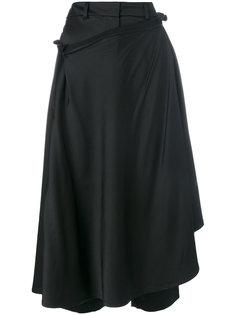 драпированные брюки-юбка A.W.A.K.E. Awake