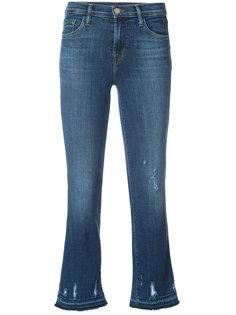 укороченные джинсы Selena J Brand
