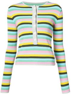 полосатый свитер Natasha Zinko