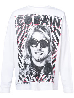 футболка Cobain с длинными рукавами R13