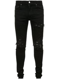 узкие джинсы Amiri