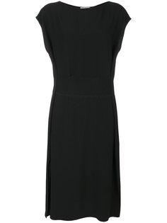 платье миди  Jil Sander