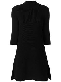 вязаное платье с высоким воротником Stella McCartney