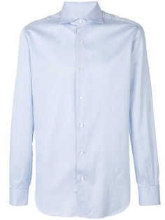 классическая приталенная рубашка Barba