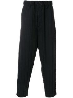 укороченные брюки Uma Wang