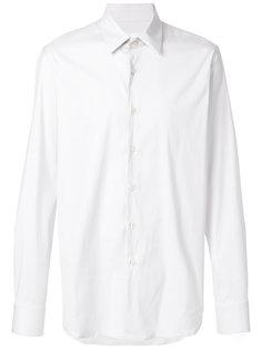 рубашка с длинными рукавами Prada