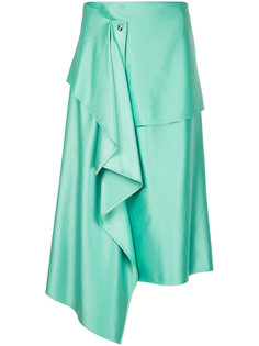 драпированная юбка с бантом Sies Marjan