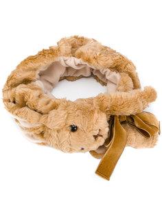 повязка на голову в виде кролика Ca4la