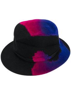 шляпа с градиентным эффектом Ca4la
