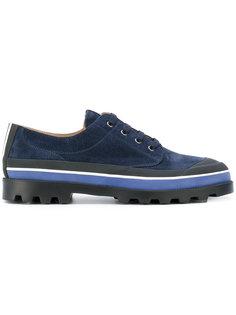 туфли на шнуровке Garavani Valentino