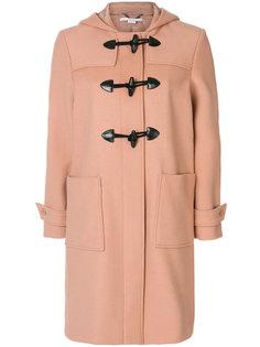 пальто дафл с капюшоном Stella McCartney
