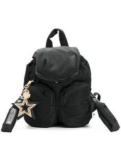мини-рюкзак с подвеской-звездой See By Chloé