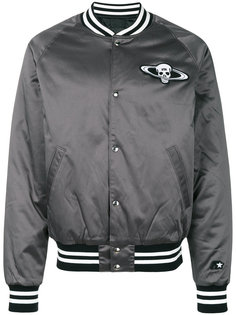 атласная куртка-бомбер Rta