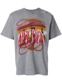 футболка New York Doublet