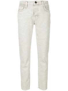 джинсы слим  Current/Elliott