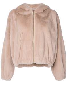куртка на молнии Liska