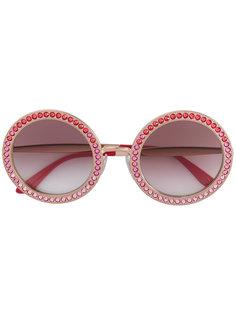 солнцезащитные очки с заклепками Dolce & Gabbana Eyewear