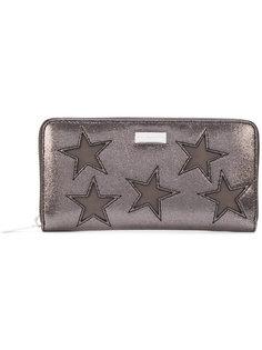 кошелек со звездами Stella McCartney