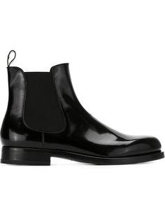ботинки Челси Emporio Armani