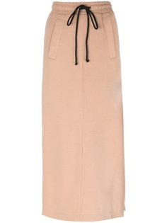 удлиненная юбка с эластичным поясом Lost & Found Rooms