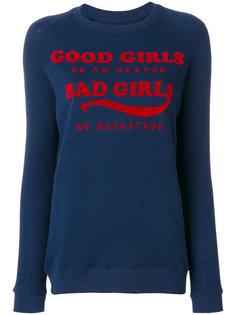 толстовка с принтом Bad Girls Zoe Karssen