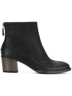 ботинки по щиколотку Del Carlo