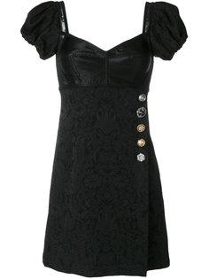 платье с корсетом Dolce & Gabbana