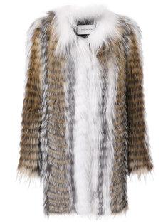 пальто свободного кроя Yves Salomon