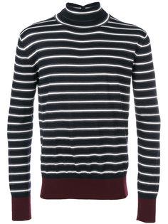 свитер с отворотной горловиной Marni