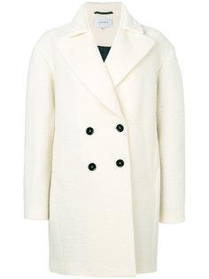 классическое приталенное пальто  Carven