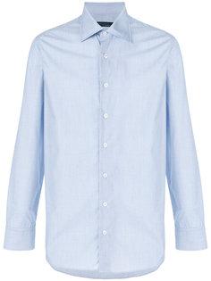 классическая рубашка строгого кроя Lardini