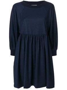 расклешенное платье  Semicouture