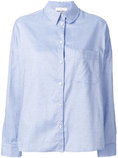 однотонная рубашка Semicouture