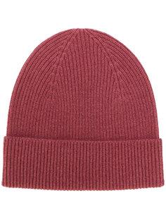 шапка-бини в рубчик Isabel Marant