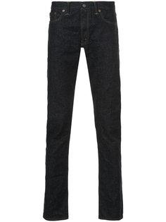 узкие джинсы скинни Rrl