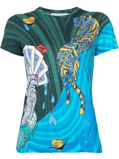 футболка с принтом Mary Katrantzou