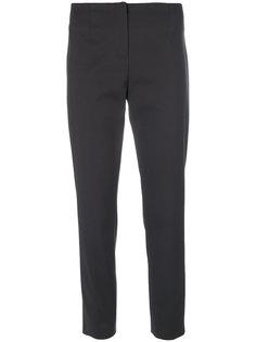 укороченные строгие брюки  Les Copains