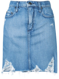 Harper Skirt Liberate Nobody Denim