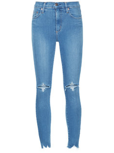 джинсы Cult Skinny Ankle Covet Nobody Denim