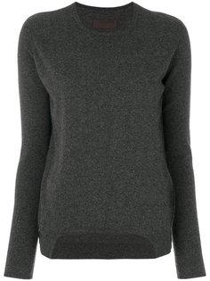 пуловер плотной вязки Oyuna