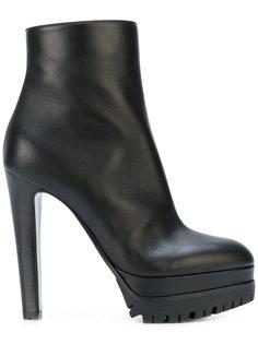 ботинки по щиколотку Sergio Rossi