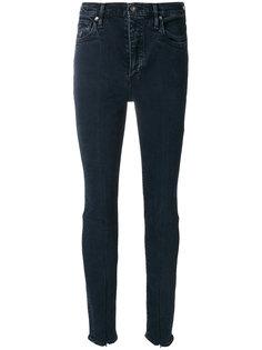 джинсы с молниями на манжетах  Levis: Made & Crafted