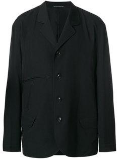 пиджак в стиле casual Yohji Yamamoto