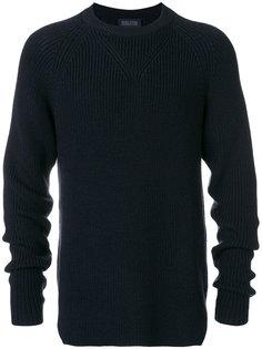 свитер с круглым вырезом Yohji Yamamoto