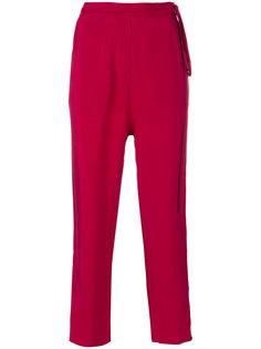 укороченные свободные брюки  Humanoid