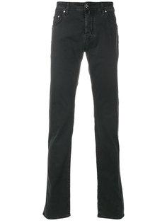 """классические джинсы """"скинни"""" Jacob Cohen"""