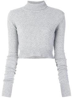 укороченный свитер-водолазка  Faith Connexion