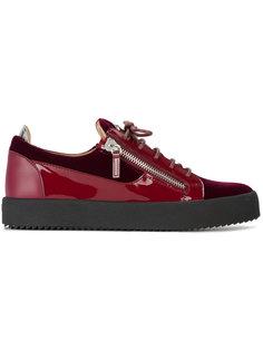 кроссовки Frankie Giuseppe Zanotti Design