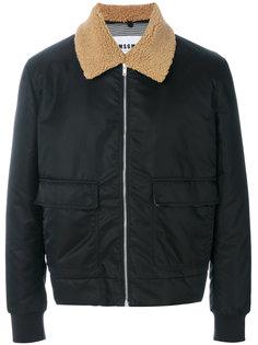 куртка с накладными карманами MSGM