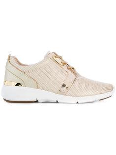 кроссовки с сетчатым дизайном на шнуровке Michael Michael Kors